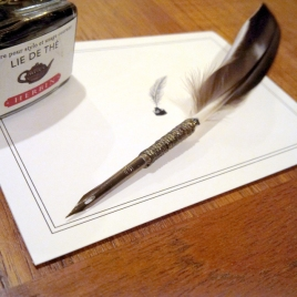Made from Cayuga Duck Feathers